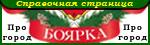 Информация про город Боярка