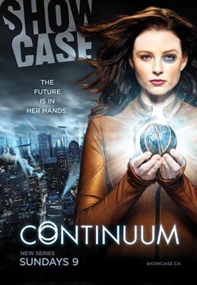 Сериал: Континуум / Continuum