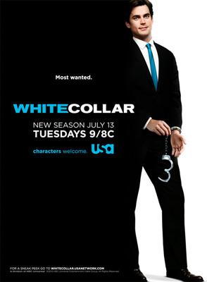 Сериал: Белые воротнички / White Collar